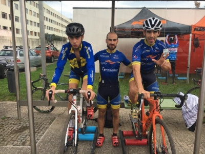 Continuamos em boa forma nas difíceis provas de Ciclocross