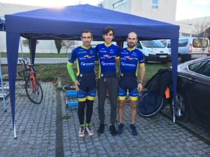 Problemas técnicos marcaram a etapa de Bragança do Ciclocross