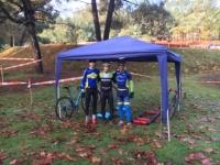 Atravessamos a fronteira e fomos ao Campeonato Galego de Ciclocross