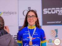 Leonor Moreira de bronze no final da Taça Nacional de Ciclocross