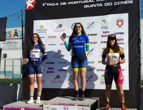 Leonor Moreira vence etapa da Taça Nacional de Ciclocross