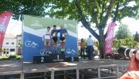 Américo Liberal foi terceiro na Maratona BTT Serra da Cabreira