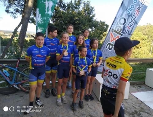 Continuamos a conquistar medalhas na Taça XCO Porto 2019