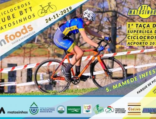 1º Ciclocross Clube BTT Matosinhos/SM Foods-Sousa e Morgado, Lda e OPEN Ciclocross