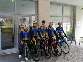 Taça Nacional de Ciclocross arrancou e já conquistamos uma medalha 2