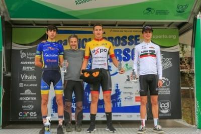 Taça Nacional de Ciclocross arrancou e já conquistamos uma medalha