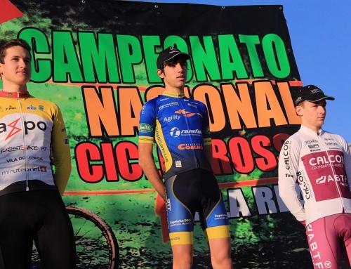 Vasco Cunha vence Campeonato Nacional de Ciclocross com classe!
