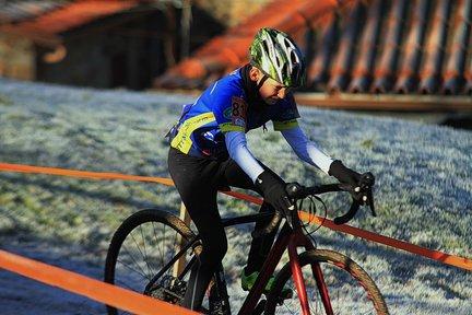 Vasco Cunha vence Campeonato Nacional de Ciclocross com classe