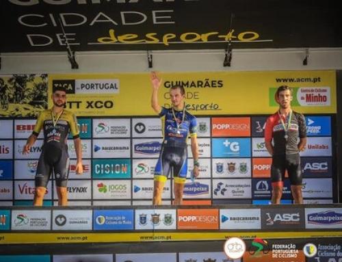 Bruno Silva vence a Taça de Portugal XCO 2020 e ainda houve mais!