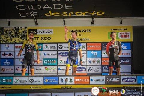 Bruno Silva segunda etapa da Taça de Portugal de BTT XCO