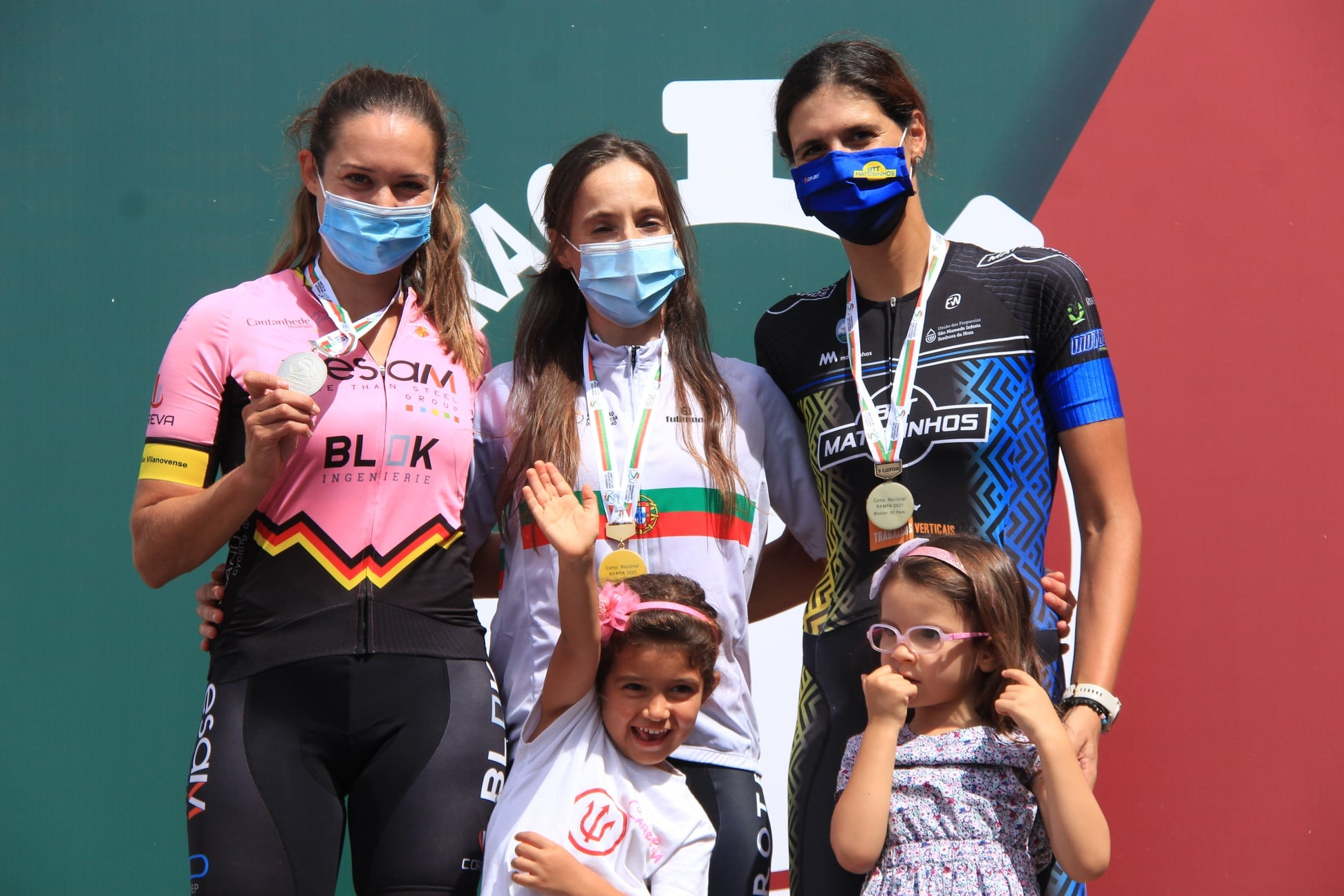 Liliana Silva 3º Lugar no Campeonato Nacional de Rampa